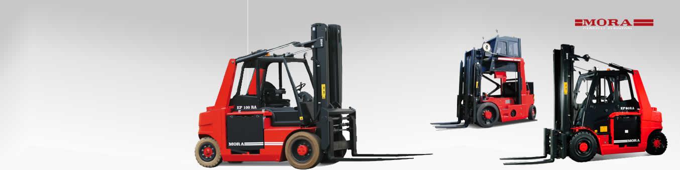 Yüksek Tonaj Forklift